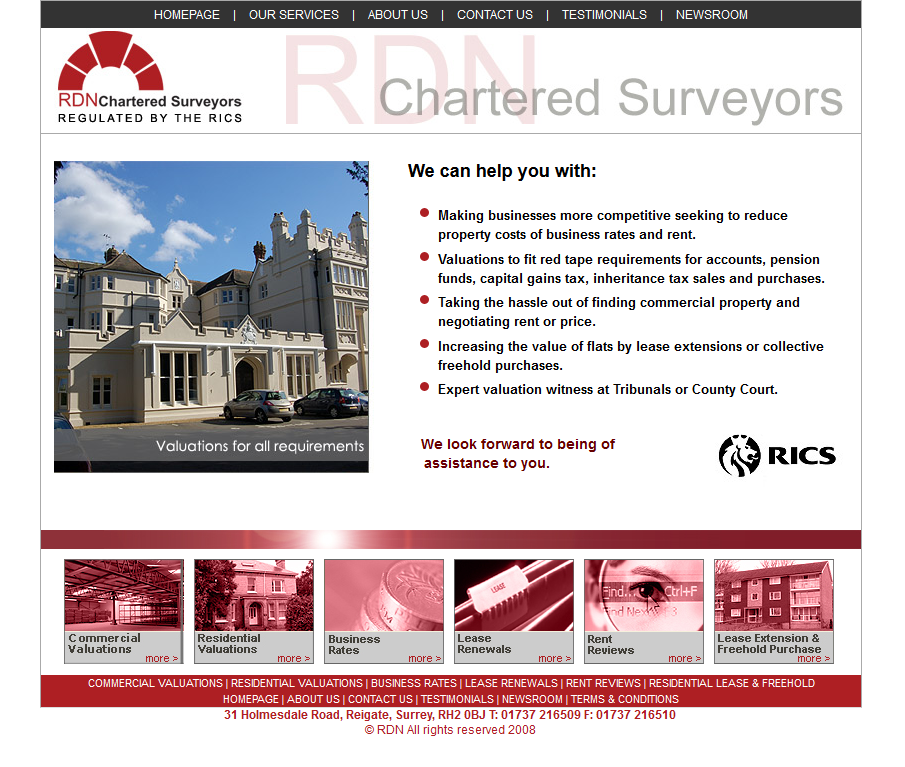 RdnSurveyors